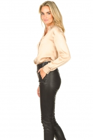 Dante 6 |  Silk stretch blouse Zayn | natural  | Picture 5