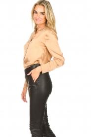 Dante 6 |  Silk stretch blouse Zayn | fudge  | Picture 5