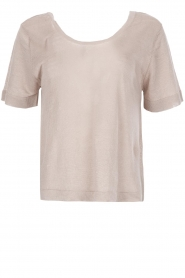 American Vintage |  Linen top Flaxcity | natural  | Picture 1
