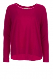 Not Shy |  Cashmere sweater Rosanne | pink  | Picture 1