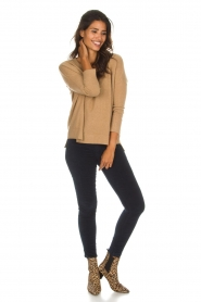 Not Shy |  Cashmere sweater Rosanna | camel  | Picture 3