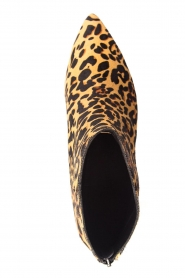 What For |  Ankle boots with panther print Ferdinand | animal print  | Picture 7