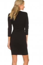 Patrizia Pepe |  Dress Soiree | black  | Picture 4