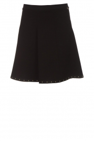 Patrizia Pepe |  Skirt Gaza | black  | Picture 1