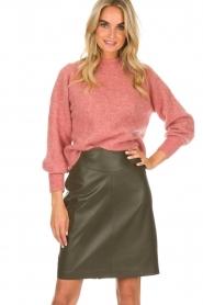Des Petits Hauts |  Sweater Celesta | pink  | Picture 2