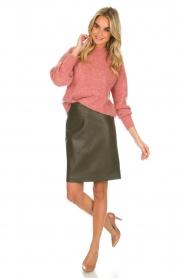 Des Petits Hauts |  Sweater Celesta | pink  | Picture 3