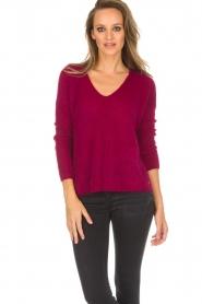 Des Petits Hauts |  Sweater Dolivia | pink  | Picture 3