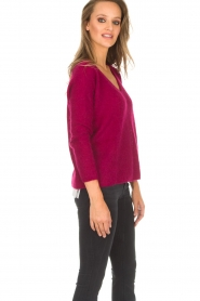 Des Petits Hauts |  Sweater Dolivia | pink  | Picture 4
