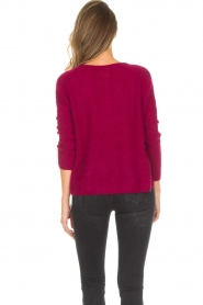Des Petits Hauts |  Sweater Dolivia | pink  | Picture 5