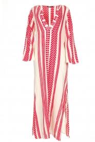 Devotion | Maxi-jurk Delia | rood  | Afbeelding 1