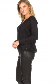 Des Petits Hauts |  Sweater Colina | black  | Picture 5