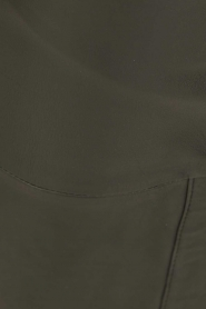 Dante 6 | Leren kokerrok Giselle | zwart  | Afbeelding 6