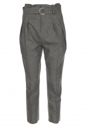 IRO | Pantalon Time | grijs  | Afbeelding 1