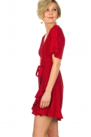 BEACHGOLD |  Dress Doris | red  | Picture 4