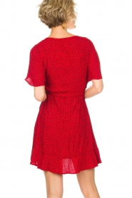 BEACHGOLD |  Dress Doris | red  | Picture 5