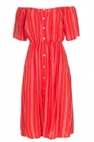 BEACHGOLD |  Dress Vanessa | red  | Picture 1