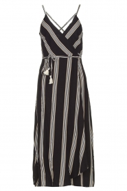 BEACHGOLD |  Maxi dress Penelope | black  | Picture 1