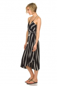 BEACHGOLD |  Maxi dress Penelope | black  | Picture 4