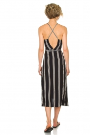 BEACHGOLD |  Maxi dress Penelope | black  | Picture 5