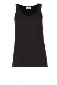 American Vintage |  Sleeveless top Jacksonville | black  | Picture 1