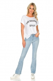 Lois Jeans   Flared jeans Melrose L32   blauw    Afbeelding 2