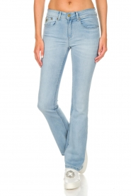 Lois Jeans   Flared jeans Melrose L32   blauw    Afbeelding 3