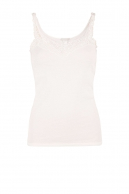 Hanro | Top Delicate | white  | Picture 1
