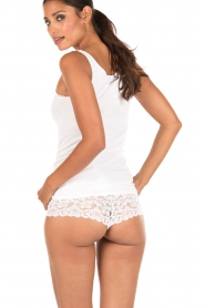 Hanro | Top Delicate | white  | Picture 3