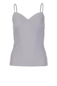 Hanro |  Padded bra top Allure | grey  | Picture 1
