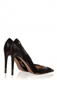 ELISABETTA FRANCHI |  Leather pumps Saph | black  | Picture 5