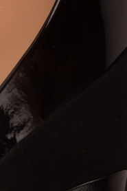 ELISABETTA FRANCHI | Leren pumps Saph | zwart  | Afbeelding 8