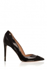 ELISABETTA FRANCHI |  Leather pumps Saph | black  | Picture 1