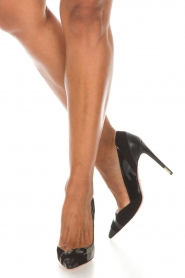 ELISABETTA FRANCHI |  Leather pumps Saph | black  | Picture 3