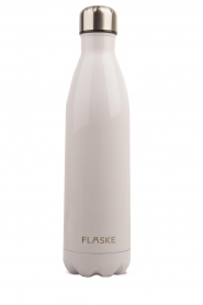 Flaske | Thermosfles Ice warm/koud 750 ml | wit  | Afbeelding 1