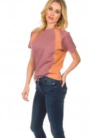 Rabens Saloner |  Top Estella | pink  | Picture 3