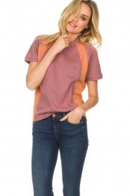 Rabens Saloner |  Top Estella | pink  | Picture 2