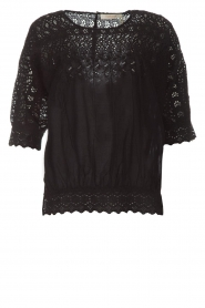 Rabens Saloner |  Top Eva | black  | Picture 1