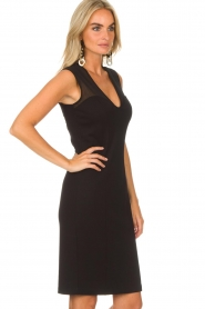 Kocca |  Dress Jois | black  | Picture 3