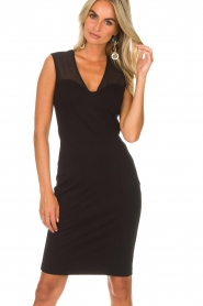 Kocca |  Dress Jois | black  | Picture 5