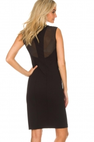 Kocca |  Dress Jois | black  | Picture 4