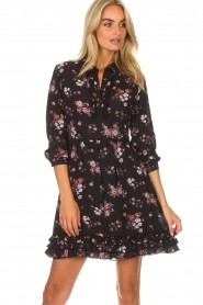 Kocca |  Dress Ebone | black  | Picture 4