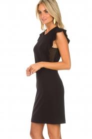 Kocca | Jurk Jazz | zwart: Dress Jazz | black  | Afbeelding 5