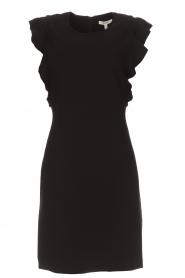 Kocca | Jurk Jazz | zwart: Dress Jazz | black  | Afbeelding 1
