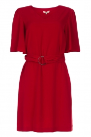 Kocca |  Dress Raola | red  | Picture 1