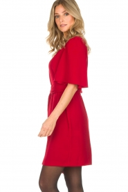 Kocca |  Dress Raola | red  | Picture 5