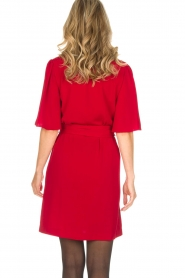 Kocca |  Dress Raola | red  | Picture 6