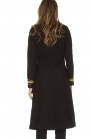 Kocca |  Trench coat Tiwum | black  | Picture 7