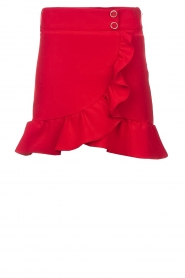 Kocca |  Skirt Buio | red  | Picture 1