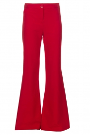 Kocca |  Trousers Canton | red  | Picture 1