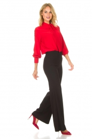 Kocca |  Trousers Canton | black  | Picture 2